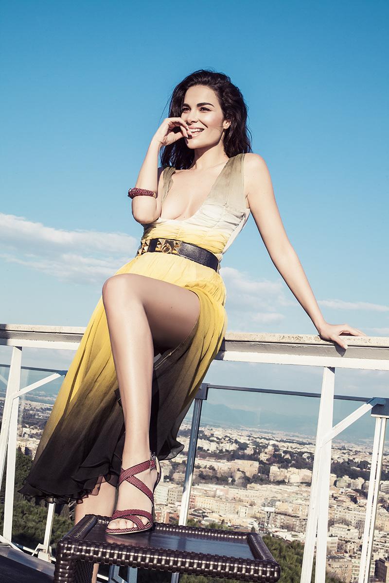 Ilaria Spada Vanity Fair Erica Fava