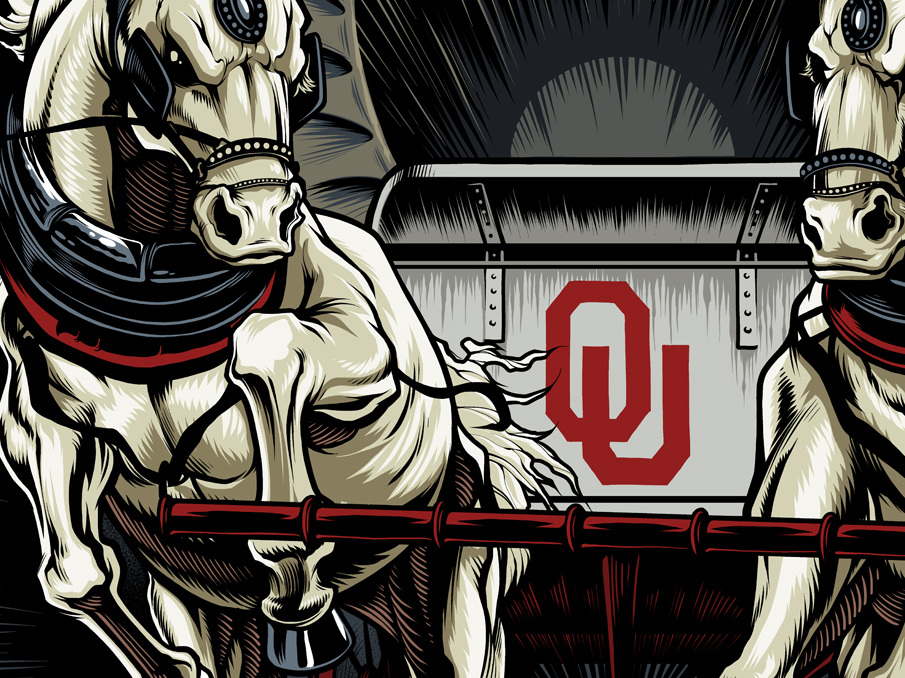 Nike Authoritative - Sooners - The Art of Damasso Sanchez